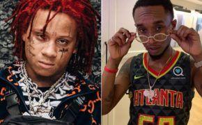 """Trippie Redd diz que a música do Slim Jxmmi é um """"lixo"""" e ataca o rapper"""