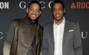 "Will Smith divulga vídeo hilário dançando o hit ""Niggas In Paris"" do JAY-Z e Kanye West em Paris"