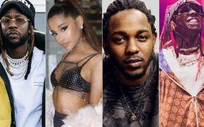 "2 Chainz lança álbum ""Rap or Go to the League"" com Ariana Grande, Kendrick Lamar, Lil Wayne, Travis Scott e +"