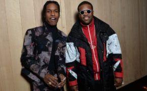 """A$AP Ferg anuncia """"Pups"""" novo single com A$AP Rocky para quinta e divulga teaser"""