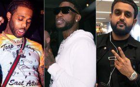 "Hoodrich Pablo Juan traz Gucci Mane e NAV para seu novo single ""Shoebox"""