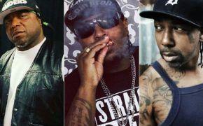 """Spice 1 se une com Lil Eazy E, MC Eiht e Nawfside Outlaw na inédita """"Studio Gangstas""""; ouça"""