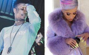 "Blueface e Cardi B gravaram videoclipe de novo remix do hit ""Tothiana"""
