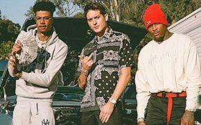 Blueface, YG e G-Eazy gravaram clipe de novo single juntos