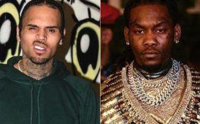 Chris Brown e Offset voltam a se exaltar e trocar provocações