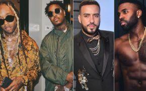 "Ouça ""Choppa Style"", faixa inédita do Jeremih, Ty Dolla Sign, French Montana e Jason Derulo"