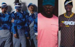 "Higher Brothers lança álbum ""Five Stars"" com ScHoolboy Q, Ski Mask, Denzel Curry, Soulja Boy, J.I.D e mais"