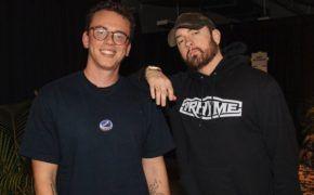 Logic conta como foi seu 1º grande encontro com Eminem e sugere possibilidade de colaboração