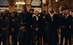 """Single """"Goind Bad"""" do Meek Mill com Drake conquista certificado de platina"""