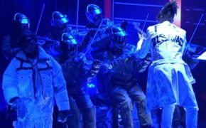 "Metro Boomin e Gunna performam ""Space Cadet"" no programa The Tonight Show do Jimmy Fallon"
