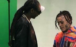 Lil Skies e Snoop Dogg estiveram trabalhando juntos em novidade