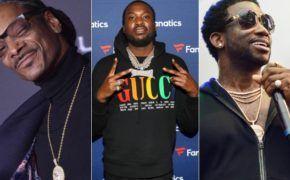 New England Patriots comemora vitória no Super Bowl em festa com shows do Snoop Dogg, Meek Mill e Gucci Mane