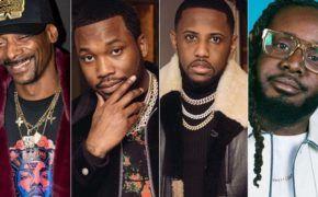 Snoop Dogg, Meek Mill, Fabolous, Layzie Bone e mais criticam T-Pain após rapper dizer que deduraria no lugar de 6ix9ine