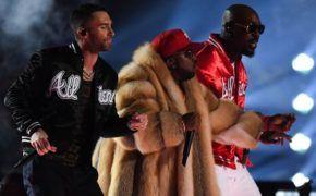 Confira a apresentação do Maroon 5, Travis Scott e Big Boi no Super Bowl LIII