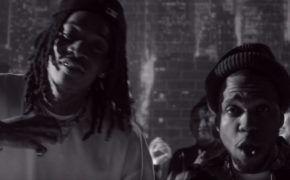 """Wiz Khalifa e Curren$y divulgam o clipe de """"Plot Twist"""""""