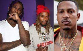 "Ouça ""Unstoppable"", faixa inédita do Young Thug, Fetty Wap e Trouble"