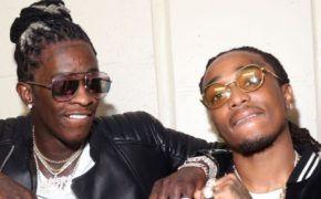 """Ouça """"Money Talks"""", faixa inédita do Young Thug com Quavo e Offset"""