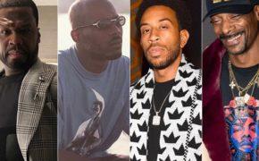 50 Cent, DMX, Ludacris, Snoop Dogg, Cam'ron e mais cantarão em mega show em Nova York em junho