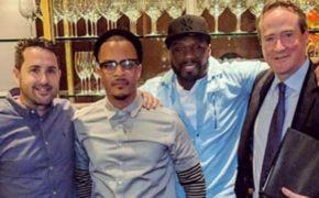 T.I. e 50 Cent estiveram juntos em misteriosa reunião de negócios