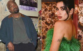 Kanye West está tentando uma colaboração com Dua Lipa, segundo site britânico