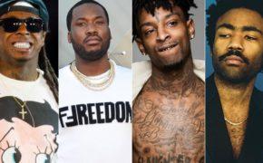 Lollapalooza de Chicago contará com Lil Wayne, Meek Mill, 21 Savage, Gunna, Chidish Gambino, 6lack e mais