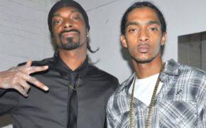 Snoop Dogg aparece abalado em vídeo e lamenta a morte do Nipsey Hussle