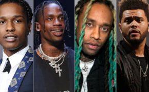 """Soundtrack da temporada final de """"Game Of Thrones"""" contará com A$AP Rocky, Travis Scott, Ty Dolla $ign, The Weeknd e mais"""