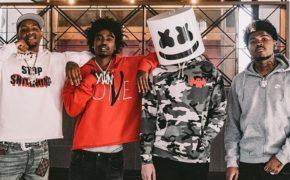 "Marshmello e SOB X RBE lançam EP colaborativo ""Roll The Dice"""