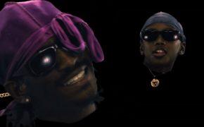 """MC Caverinha divulga remix do single """"Chama No Money"""" com o americano Tai Cheeba"""