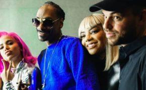 """Anitta divulga o clipe do single """"Onda Diferente"""" com Snoop Dogg, Ludmilla e Papatinho"""