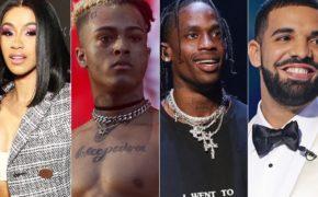 Lista de indicados ao Billboard Music Awards 2019 é divulgada com Cardi B, XXXTentacion, Travis Scott e mais