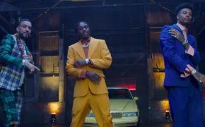 "French Montana divulga o videoclipe do single ""Slide"" com Blueface e Lil Tjay"
