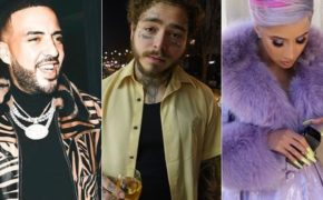 French Montana, Post Malone e Cardi B gravaram videoclipe de novo single juntos