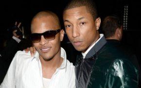 T.I. apresenta faixa inédita com Pharrell em live no Instagram