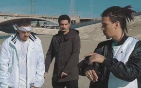 "3030 divulga o videoclipe da música ""GATO PRETO"", produzida por Hit-Boy"