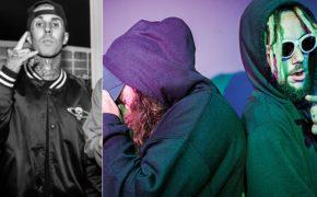 "Travis Barker e $UICIDEBOY$ divulgam novo single ""ALIENS ARE GHOSTS"""