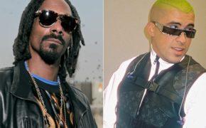 Snoop Dogg diz que colaboração com Bad Bunny está a caminho