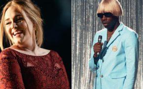 "Adele elogia novo álbum ""IGOR"" do Tyler, The Creator: ""eu estou amando"""