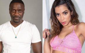 Akon gravou colaboração com Anitta, segundo programa de televisão