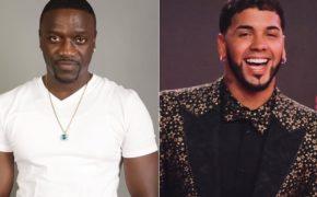"""Akon anuncia novo álbum em espanhol """"EL Negreeto"""" para agosto e lança single com Anuel AA"""