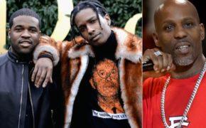 """A$AP Ferg lança novo single """"Pups"""" com A$AP Rocky trazendo sample de clássico do DMX"""