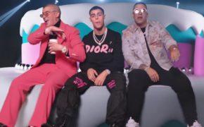 "Lunay traz Bad Bunny e Daddy Yankee para remix do seu single ""Soltera"""