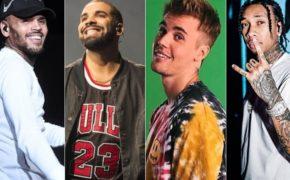 Chris Brown confirma parcerias com Drake, Justin Bieber, Tyga, Lil Wayne e mais em novo álbum