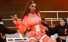 "Ciara performa ""Thinkin Bout You"" no Jimmy Kimmel Live"