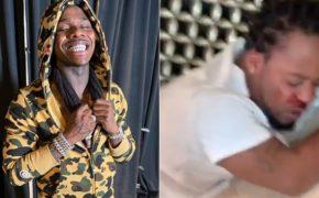 DaBaby espanca rapper tentando ridicularizá-lo em vídeo dentro de loja