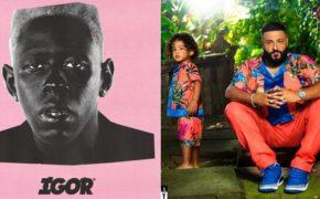 """Previsão de vendas dos novos álbuns """"IGOR"""" do Tyler, The Creator e """"Father Of Asahd"""" DJ Khaled é divulgada"""