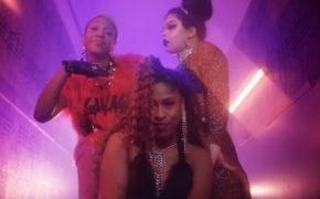 "Drik Barbosa divulga novo single ""Quem Tem Joga"" com Gloria Groove e Karol Conka junto de videoclipe"