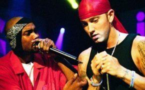 Freestyle INÉDITO do Eminem com Proof de 1999 é divulgado