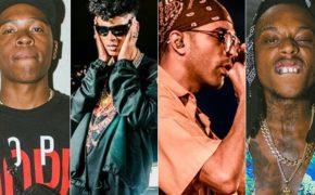 Jé Santiago anuncia nova mixtape com participações do Jovem Dex, Don L, Dfideliz, Derek e mais