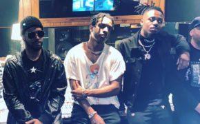 ASAP Rocky esteve no estúdio com Metro Boomin, Juicy J e Project Pat